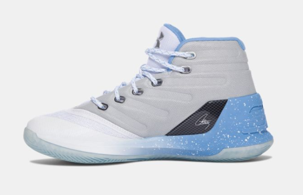 Grade School UA Curry 3