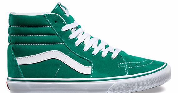 3f5bcb29be Vans SK8-Hi Slim Vs Regular – Sneaker Reviews – PairsGuide