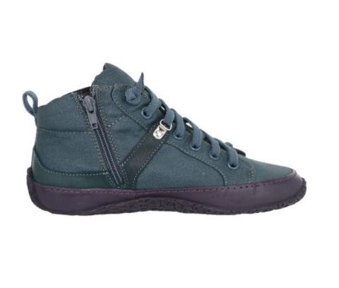 Camper Women's Teal Blue Capas Fashion Sneaker