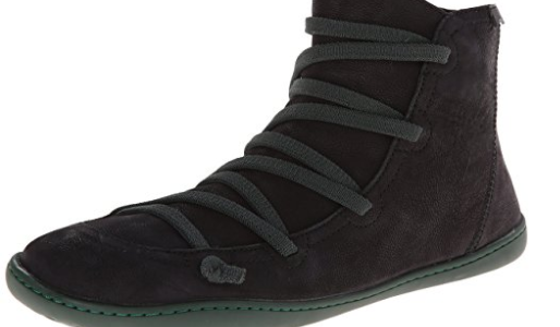Camper Peu Cami 46104 Leather Zip-up Ankle Casual Womens Boots