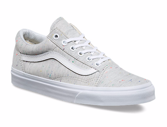 Vans Unisex Old Skool (Speckle Jersey) Skate Shoe