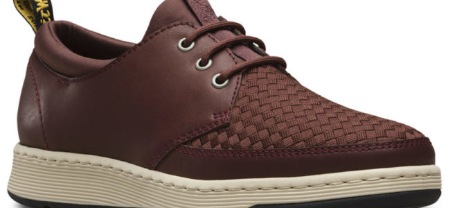 Dr. Martens Men's Solaris Oxford