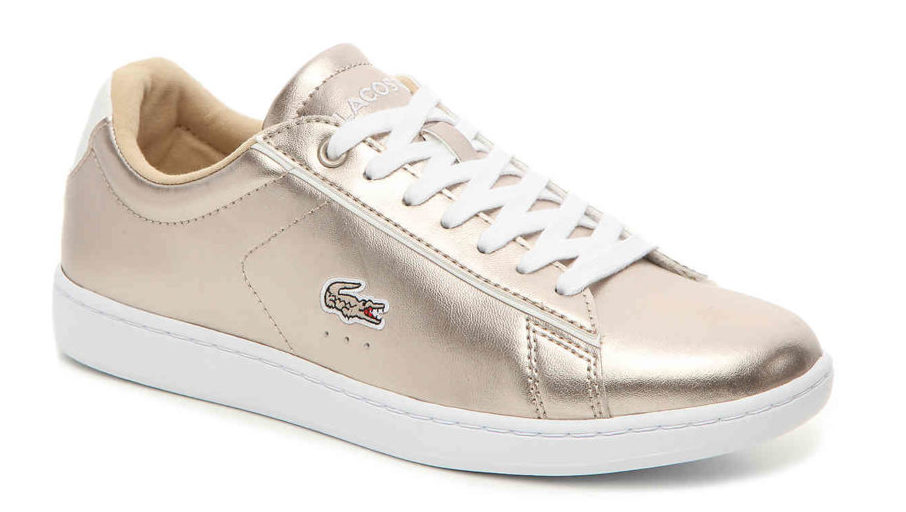 Keds Triple Metallic Canvas Sneaker