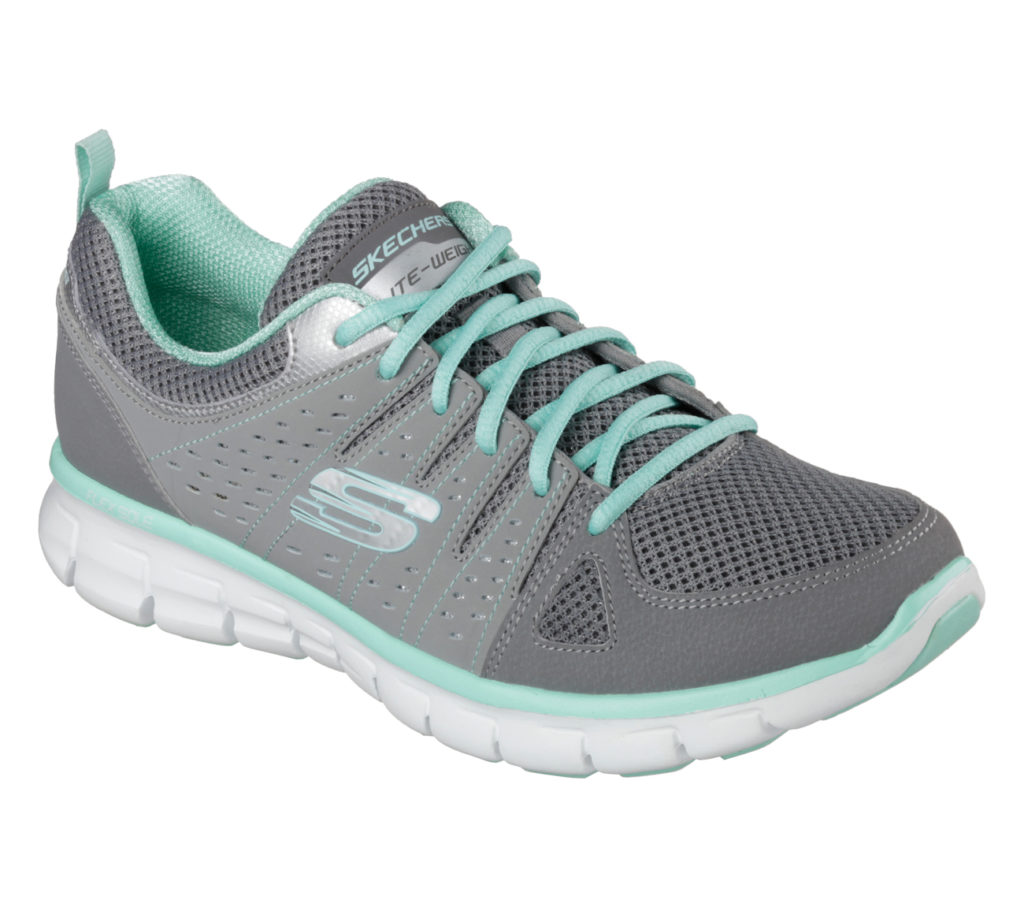 Skeechers Synergy   Womens Walking Shoe
