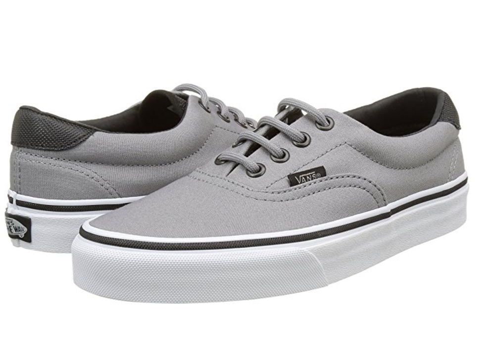 Vans Unisex Era 59 (Canvas/Military) Skate Shoe